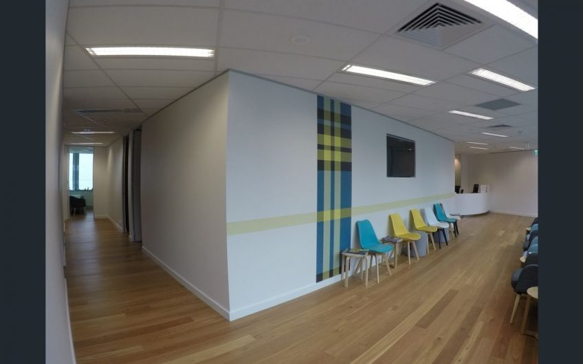 Medical Space with fit-out in Dee Why Grand