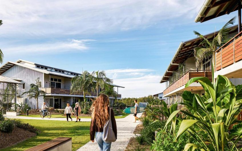 Sought after Ground floor Apartment in Habitat Byron Bay