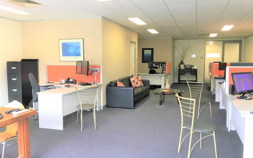 Conveniently Located Premium Office Space with Northerly Aspect