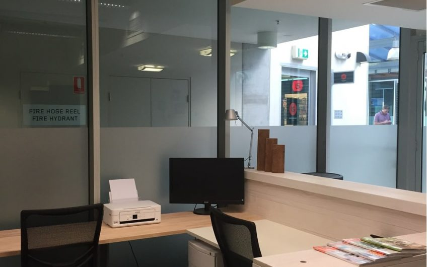 Level 2 in Lifestyle Working The Peninsula's Premier Green Office building