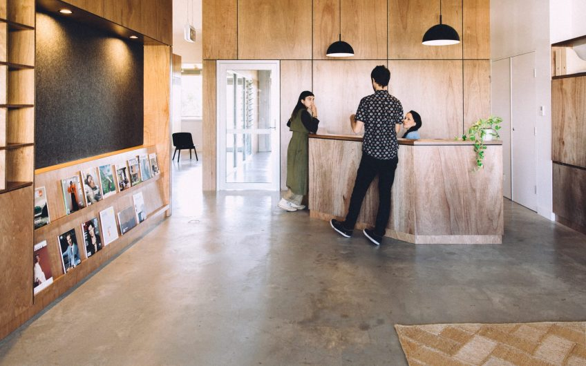 Habitat Workspace – A new way to live, work & play