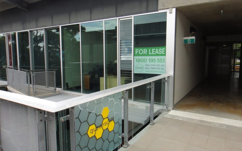 North facing office in Lifestyle Working Brookvale