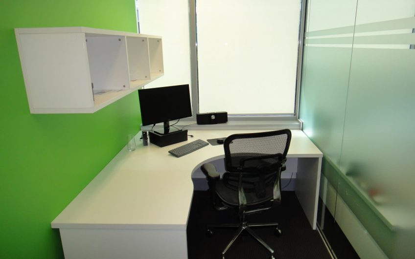 Looking for a NEW office? Love co-working but also want privacy?