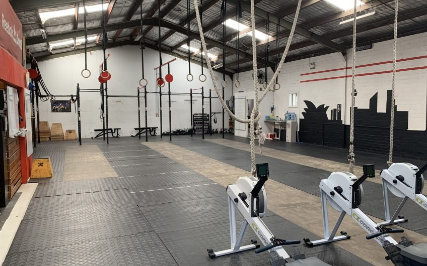 DA Approved and Operating Gym space for lease