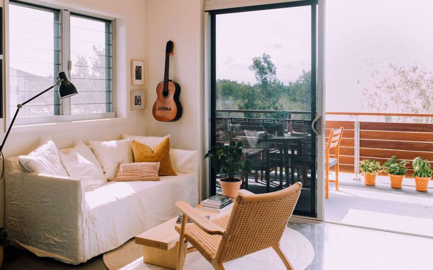 Lovely Loft Apartment in sought after Habitat Byron Bay