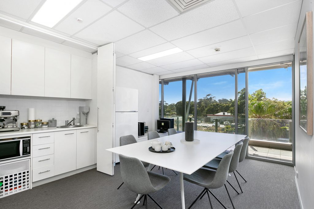 Cool office in Mona Vale